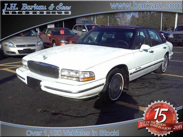 1996 buick park avenue for sale in cedarville illinois. Black Bedroom Furniture Sets. Home Design Ideas