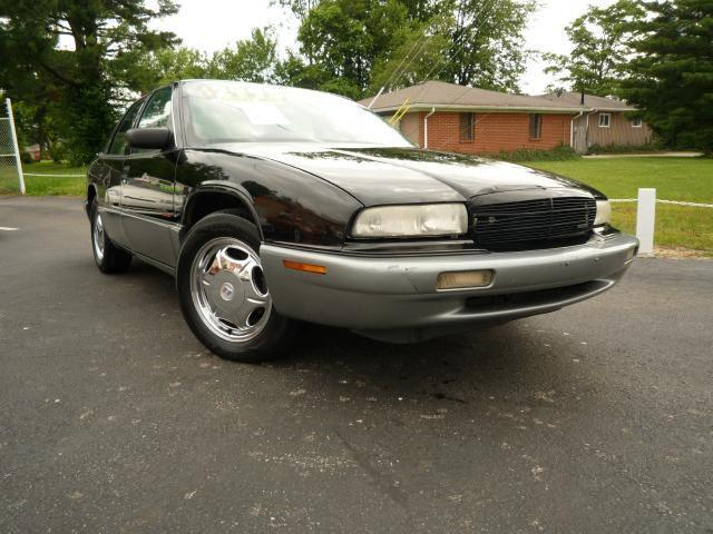 1996 buick regal gran sport for sale in louisville kentucky classified. Black Bedroom Furniture Sets. Home Design Ideas