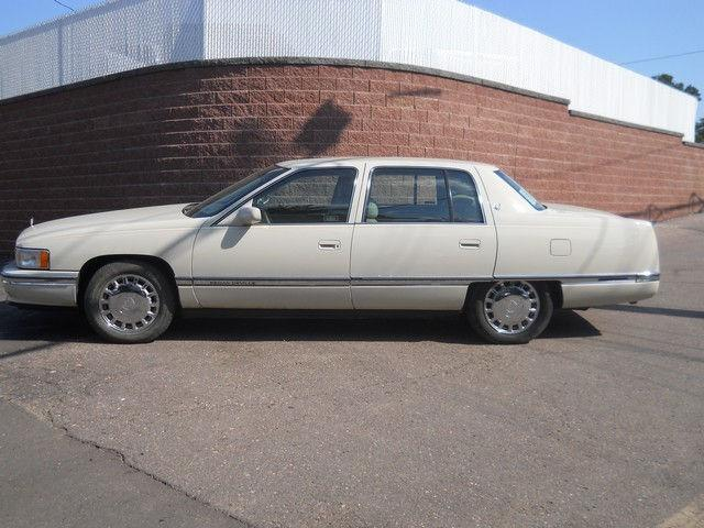 1996 cadillac deville for sale in sioux falls south dakota classified amer. Cars Review. Best American Auto & Cars Review
