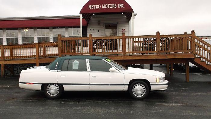 1996 Cadillac DeVille Base Springfield, MO for Sale in ...
