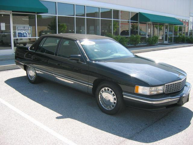 1996 cadillac deville concours for sale in west chester pennsylvania classif. Cars Review. Best American Auto & Cars Review