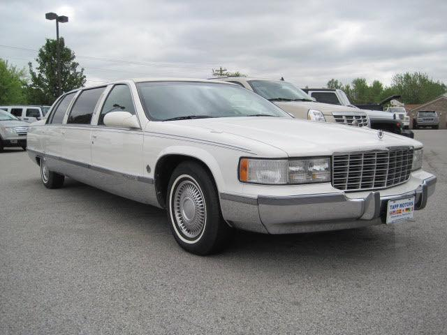 1996 cadillac fleetwood for sale in owensboro kentucky classified. Black Bedroom Furniture Sets. Home Design Ideas