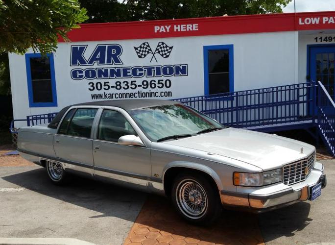 1996 Cadillac Fleetwood Brougham One Owner All Original ...