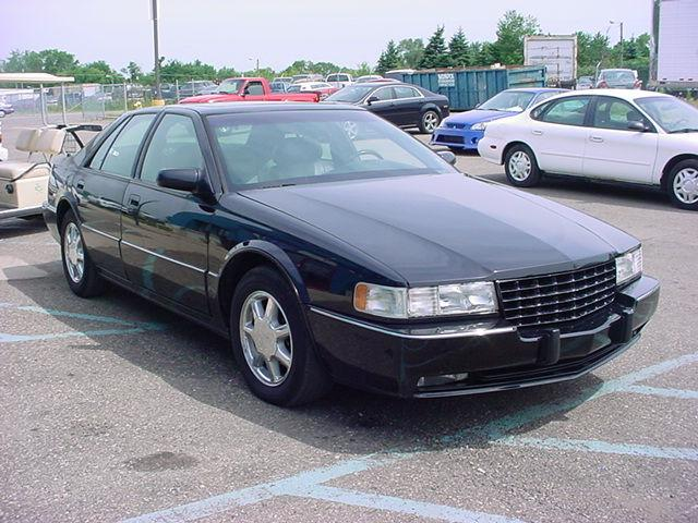 1996 Cadillac Seville Sts For Sale In Pontiac Michigan