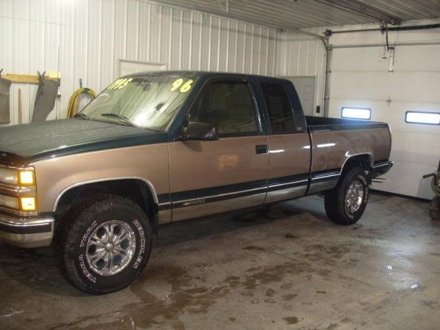 Cedar Rapids Chevrolet Tires >> 1996 Chevrolet 1500 for Sale in Central City, Iowa Classified | AmericanListed.com