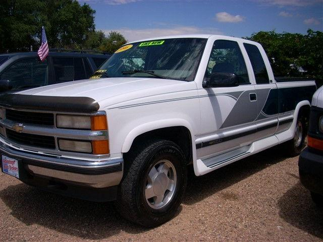 1996 chevrolet 1500 for sale in greeley colorado classified. Black Bedroom Furniture Sets. Home Design Ideas