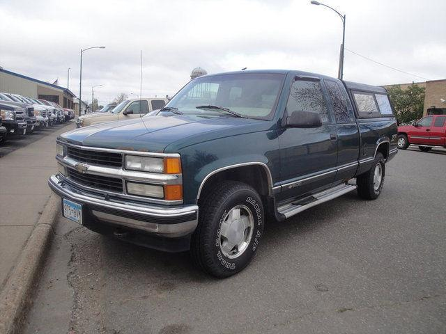 1996 chevrolet 1500 for sale in aitkin minnesota. Black Bedroom Furniture Sets. Home Design Ideas