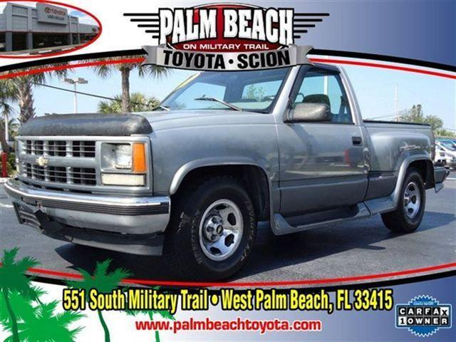 1996 chevrolet 1500 cheyenne for sale in west palm beach florida classified. Black Bedroom Furniture Sets. Home Design Ideas