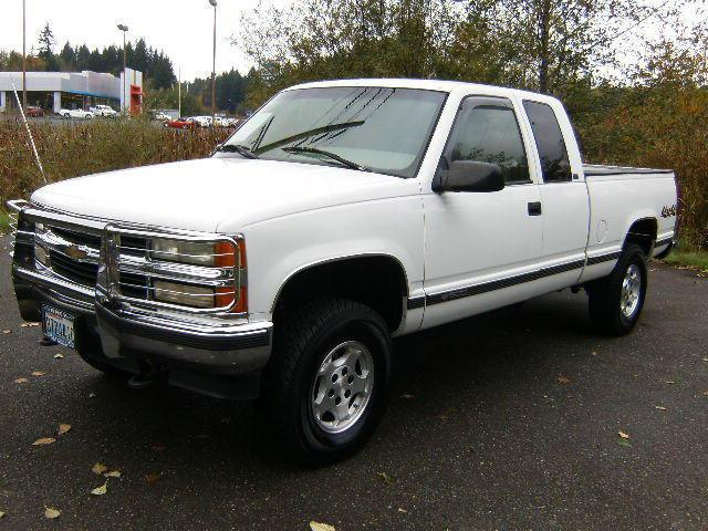 1996 Chevrolet 1500 Cheyenne For Sale In Port Orchard