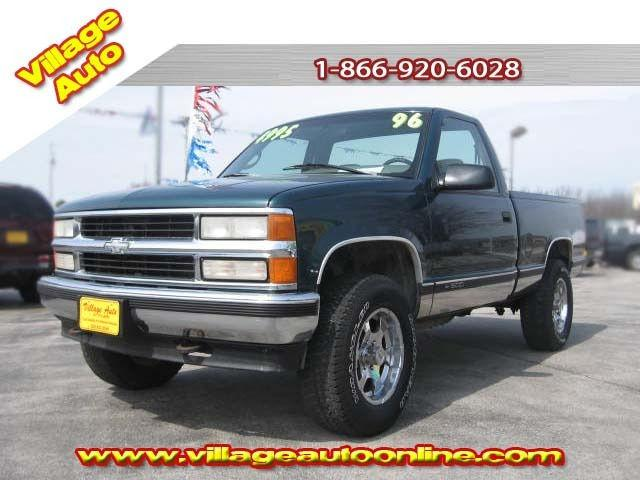 1996 chevrolet 1500 silverado for sale in pulaski wisconsin classified. Black Bedroom Furniture Sets. Home Design Ideas