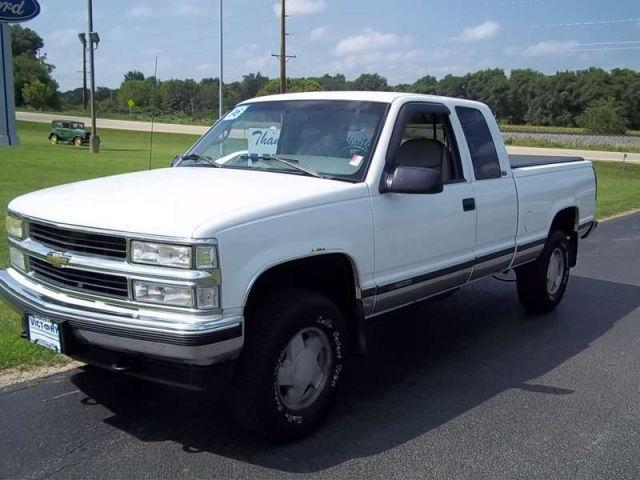 1996 chevrolet 1500 silverado for sale in dyersville iowa classified. Black Bedroom Furniture Sets. Home Design Ideas