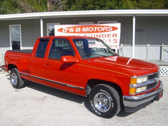 1996 chevrolet 1500 silverado for sale in lakeland florida classified. Black Bedroom Furniture Sets. Home Design Ideas