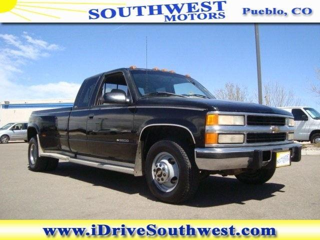 1996 chevrolet 3500 silverado for sale in pueblo colorado classified. Black Bedroom Furniture Sets. Home Design Ideas