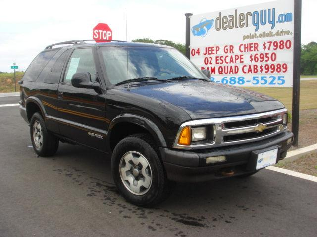 1996 Chevrolet Blazer Ls For Sale In Mcdonough Georgia Classified