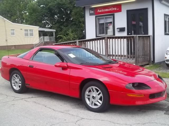 1996 chevrolet camaro rs for sale in uniontown pennsylvania classified. Black Bedroom Furniture Sets. Home Design Ideas