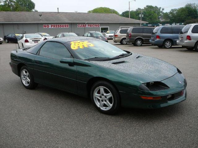 1996 chevrolet camaro z28 for sale in marion iowa classified. Black Bedroom Furniture Sets. Home Design Ideas