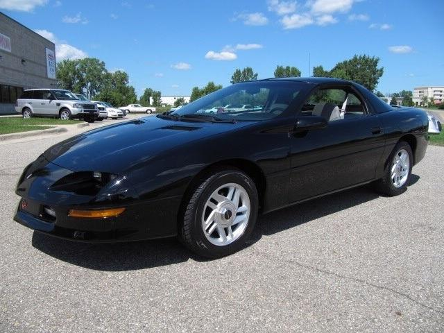 1996 chevrolet camaro z28 for sale in flushing michigan. Black Bedroom Furniture Sets. Home Design Ideas