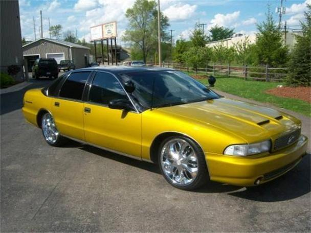 1996 chevrolet caprice classic for sale in cadillac michigan classified. Black Bedroom Furniture Sets. Home Design Ideas