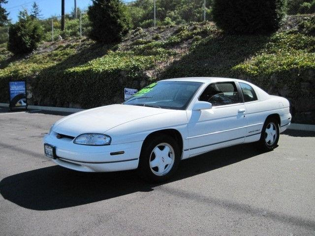 1996 chevrolet monte carlo z34 for sale in seattle. Black Bedroom Furniture Sets. Home Design Ideas