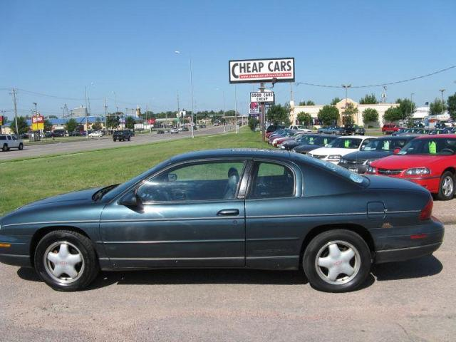 1996 chevrolet monte carlo z34 for sale in sioux falls. Black Bedroom Furniture Sets. Home Design Ideas