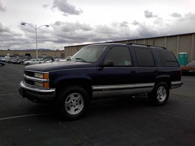 1996 chevrolet tahoe for sale in dublin california classified. Black Bedroom Furniture Sets. Home Design Ideas
