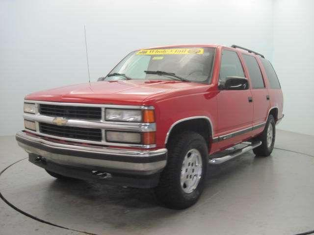 1996 chevrolet tahoe for sale in louisville kentucky. Black Bedroom Furniture Sets. Home Design Ideas