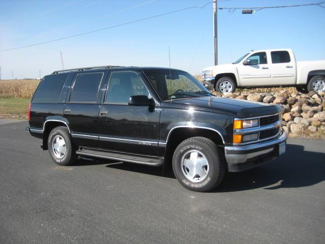 1996 chevrolet tahoe 1996 chevrolet tahoe 1500 4dr car for sale in lewiston mn 4365350853. Black Bedroom Furniture Sets. Home Design Ideas
