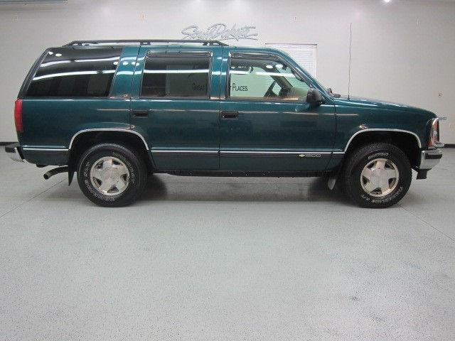 1996 chevrolet tahoe lt for sale in sioux falls south dakota classified. Black Bedroom Furniture Sets. Home Design Ideas