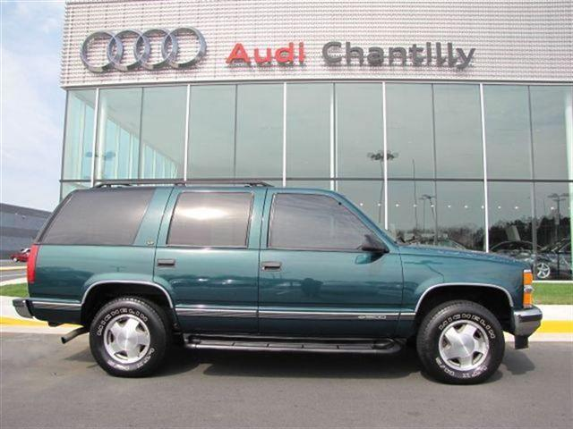 1996 chevrolet tahoe lt for sale in chantilly virginia classified. Black Bedroom Furniture Sets. Home Design Ideas