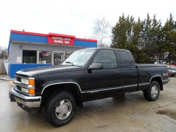 1996 chevy 1500 work truck for sale in madison wisconsin classified. Black Bedroom Furniture Sets. Home Design Ideas