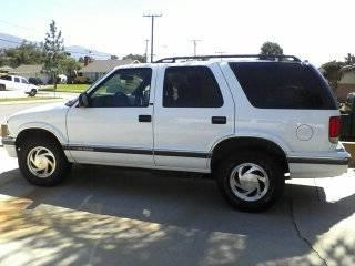 1996 chevy blazer 4x4 lt four door white 82k for sale in alta loma california classified americanlisted com 1996 chevy blazer 4x4 lt four door