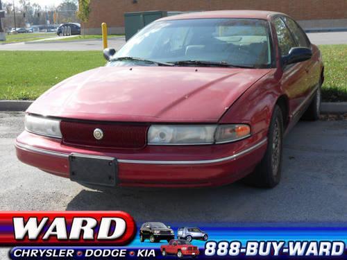 1996 Chrysler Lhs 4dr Car For Sale In Boskydell Illinois