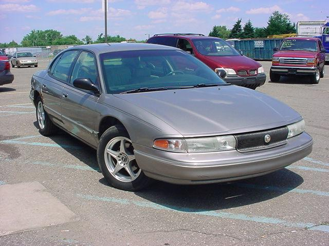 1996 Chrysler Lhs For Sale In Pontiac Michigan Classified