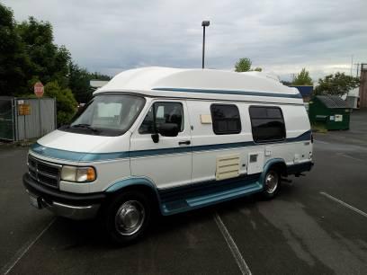 1996 Coachmen Dodge Camping Van
