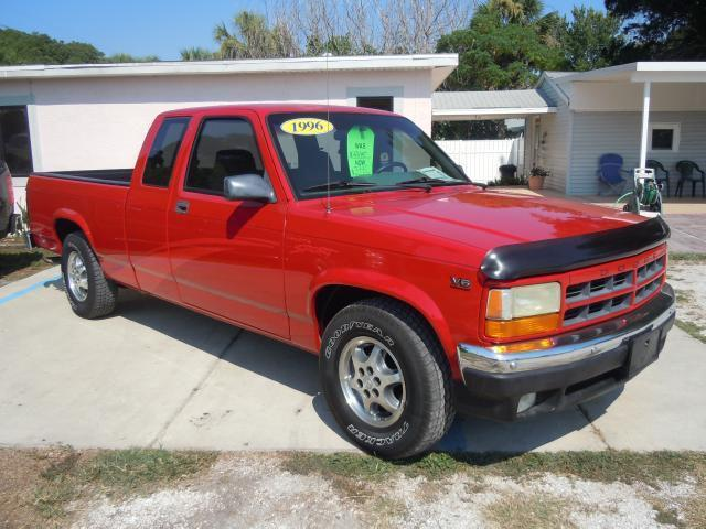 Dodge Dealer Tampa >> 1996 Dodge Dakota Club Cab for Sale in New Port Richey ...