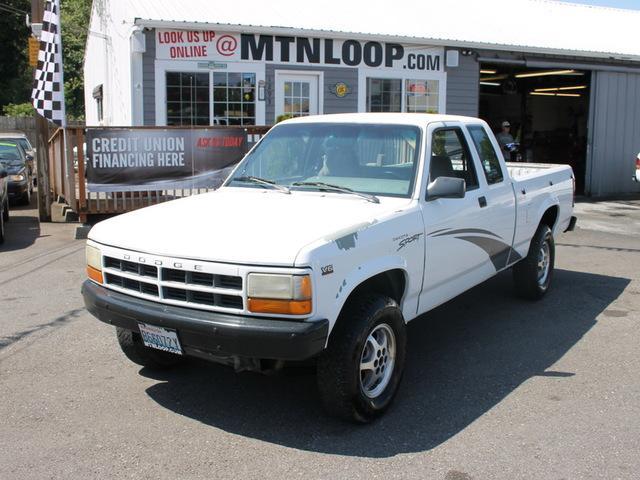 1996 Dodge Dakota Sport Marysville Wa For Sale In