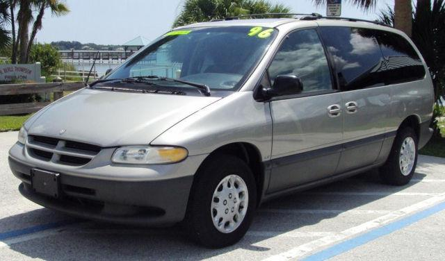 1996 dodge grand caravan for sale in rockledge florida. Black Bedroom Furniture Sets. Home Design Ideas