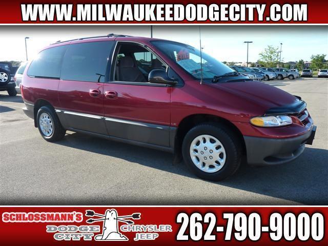 1996 Dodge Grand Caravan Le For Sale In Brookfield Wisconsin