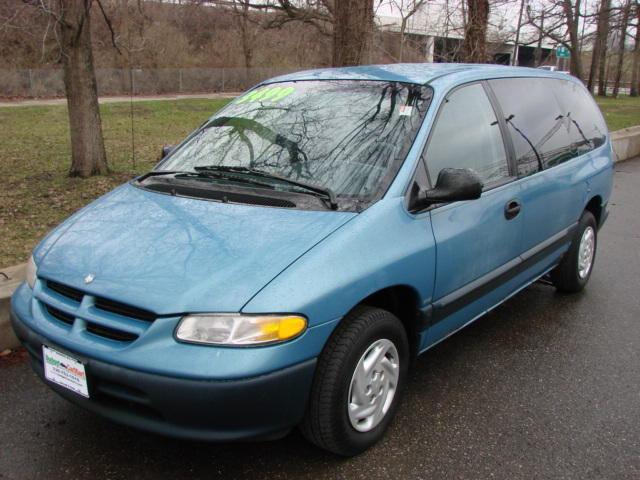 1996 Dodge Grand Caravan Se For Sale In Norton Ohio