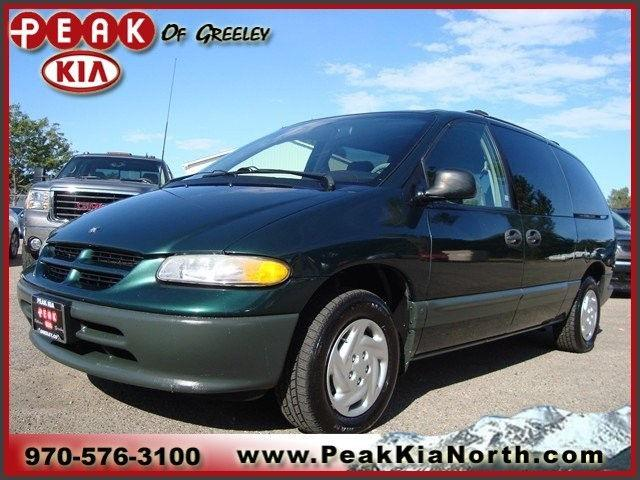 1996 dodge grand caravan se for sale in windsor colorado. Black Bedroom Furniture Sets. Home Design Ideas