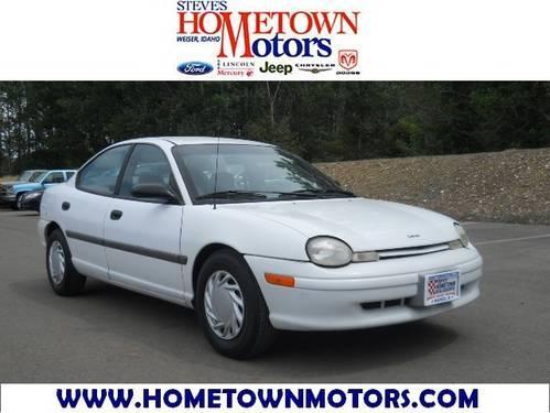 Hometown Motors Weiser Idaho >> 1996 Dodge Neon Sedan for Sale in Crystal, Idaho Classified | AmericanListed.com