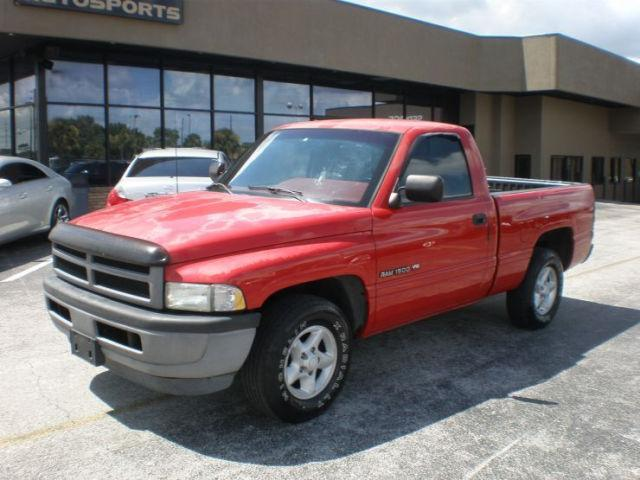 1996 dodge ram 1500 for sale in casselberry florida. Black Bedroom Furniture Sets. Home Design Ideas