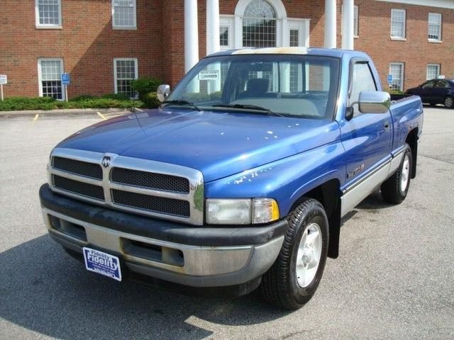 1996 dodge ram 1500 lt for sale in chagrin falls ohio. Black Bedroom Furniture Sets. Home Design Ideas