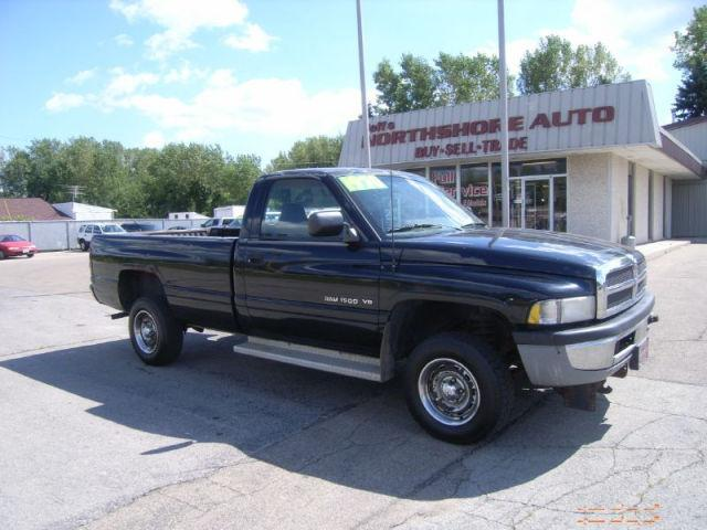 1996 dodge ram 1500 lt for sale in menasha wisconsin. Black Bedroom Furniture Sets. Home Design Ideas