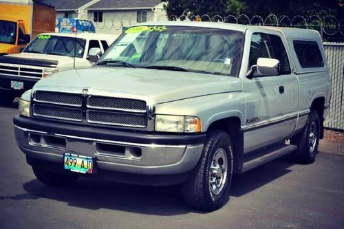 1996 dodge ram 1500 pickup truck club cab 139 wb for sale. Black Bedroom Furniture Sets. Home Design Ideas