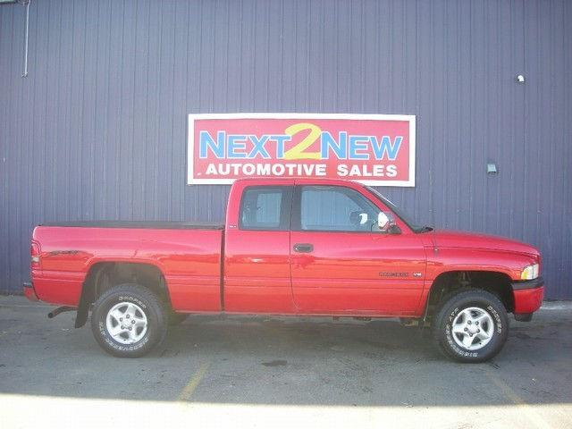 1996 dodge ram 1500 st for sale in sioux falls south. Black Bedroom Furniture Sets. Home Design Ideas