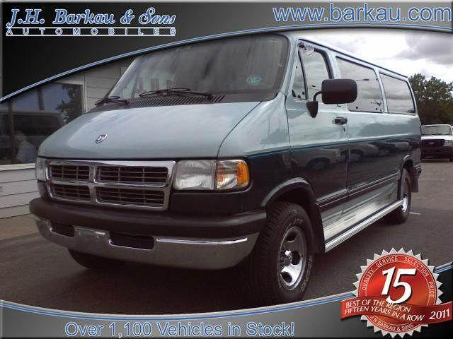 1996 dodge ram van b2500 for sale in cedarville illinois classified. Black Bedroom Furniture Sets. Home Design Ideas