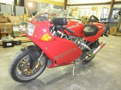 1996 Ducati 900SS Supersport ✓
