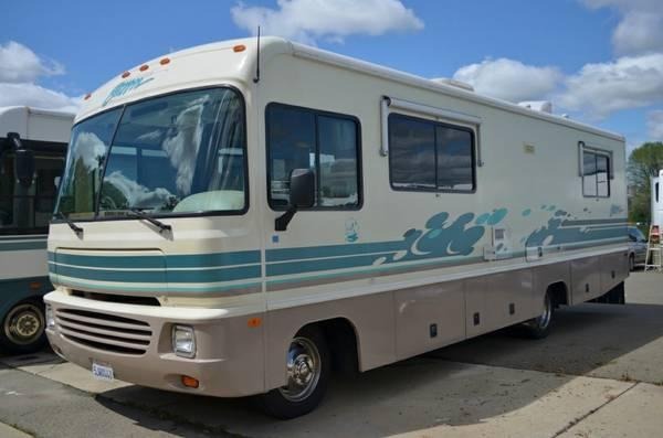 1996 Fleetwood Storm Class A Motor Home Only 56k Miles