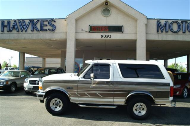 1996 ford bronco xlt for sale in boise idaho classified for Bronco motors boise idaho
